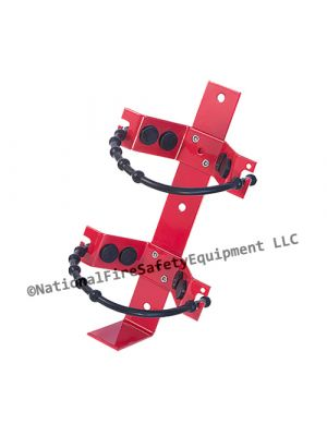 10 Lb Fire Extinguisher Bungee Straps Bracket
