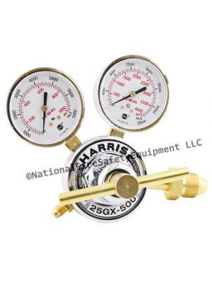 Nitrogen Purge Regulator Harris 25GX-500-580